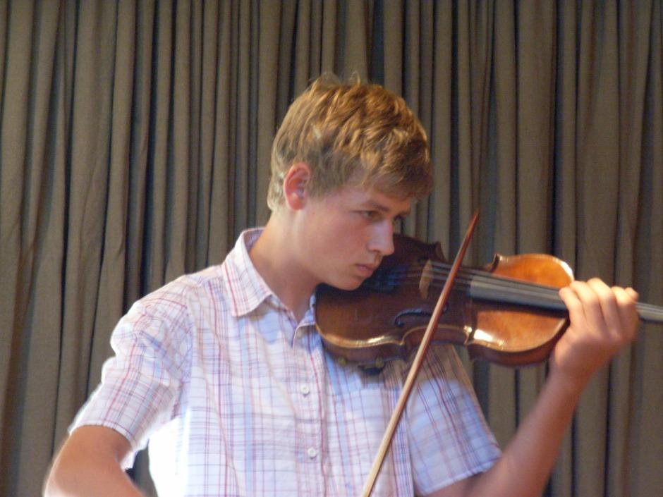 Thomas im Konzert 2006