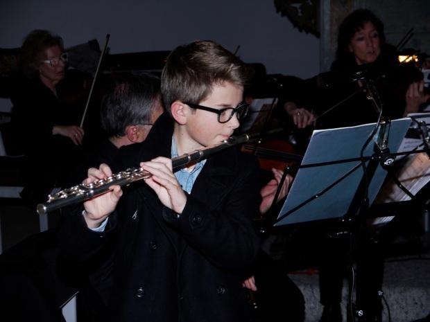 "Nathi Schibli, Solist in ""Gabriel's Oboe"""