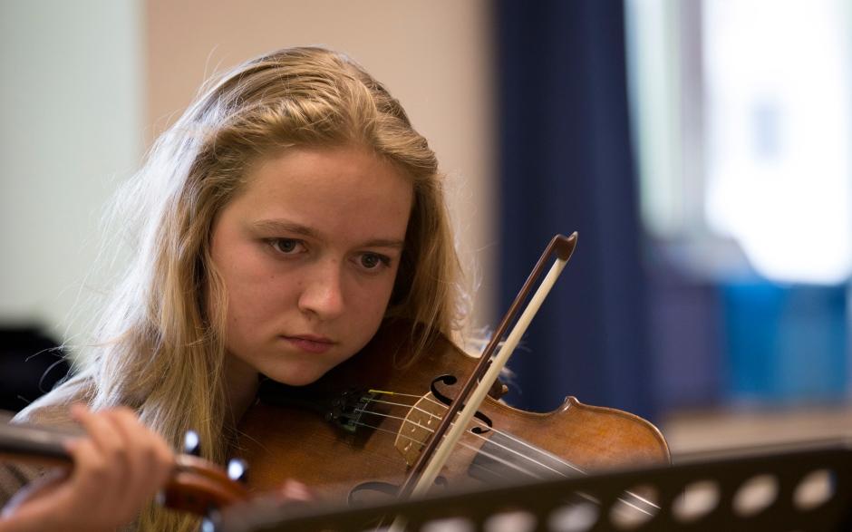 Lydia Hebold bei den FiddleSticks 2013