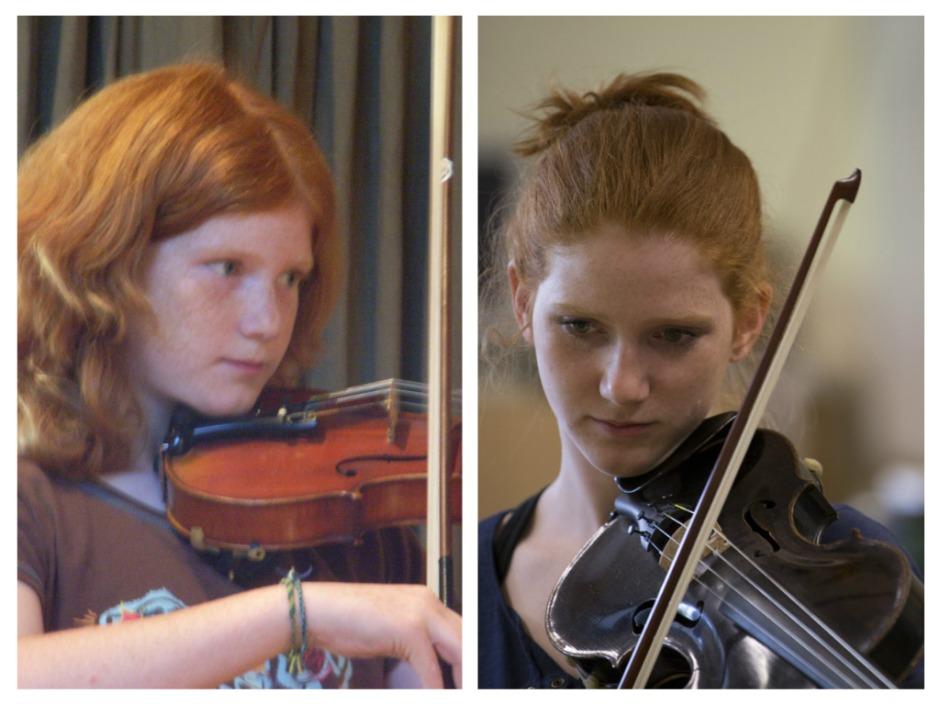 Eva um 2006 und 2013